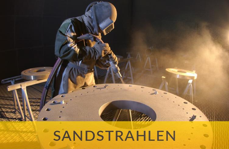 Vogt Sandstrahlarbeiten